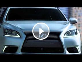 : Lexus LS Reveal