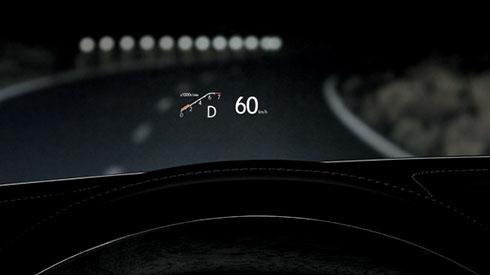 Gs 2016 Color Head Up Display Lexus Bahrain