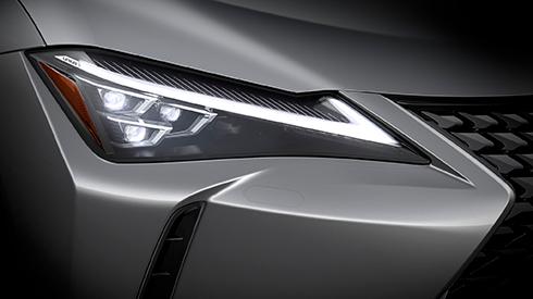 Lexus Gs F >> UX_features_3 eye Bi-Beam LED headlamps | Lexus Bahrain