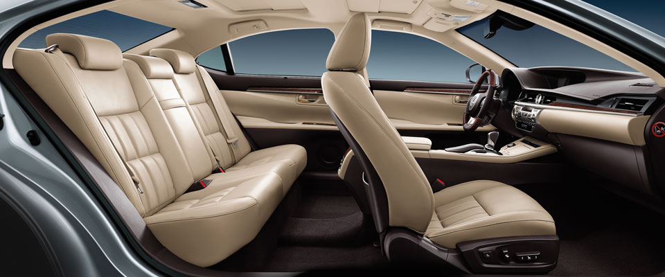 ES 2016 Interior Colors Ivory Great Pictures