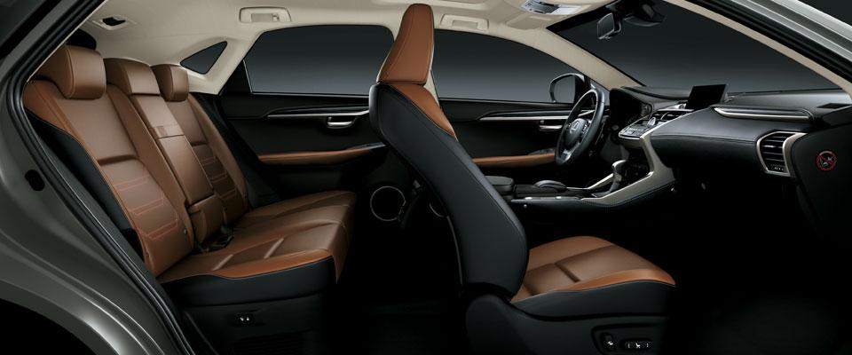Color_interior_NX_Saddle-Tan   Lexus Bahrain