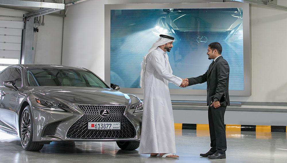 Lexus Bahrain Launches 2018 Ramadan Service Offers