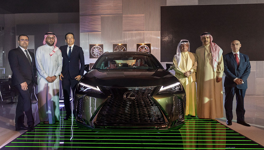 Lexus UX Launch in Bahrain